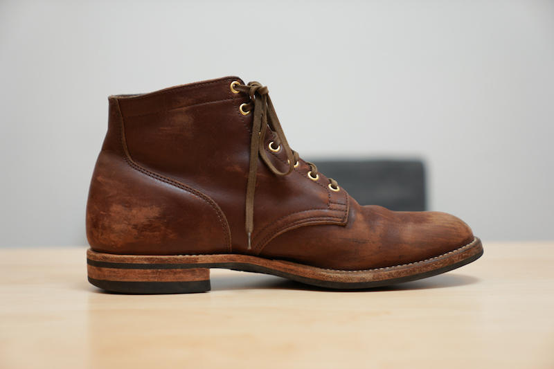 dirty viberg service boot