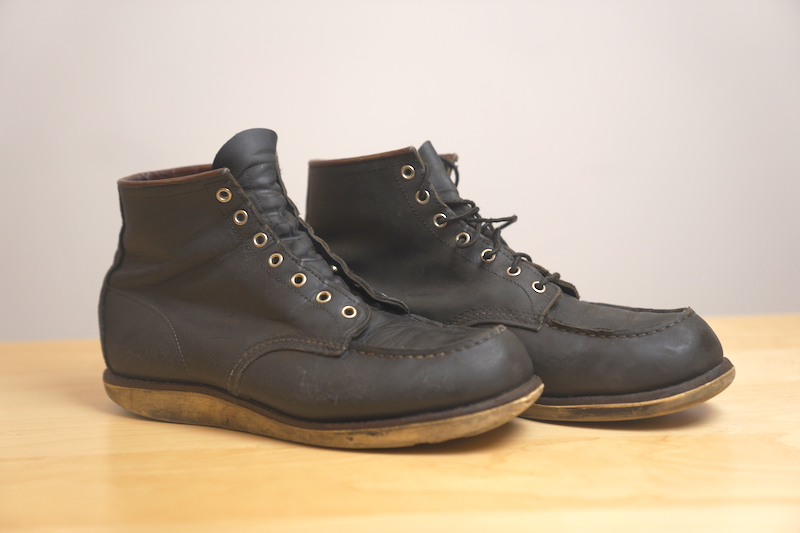 huberds shoe grease red wing boots
