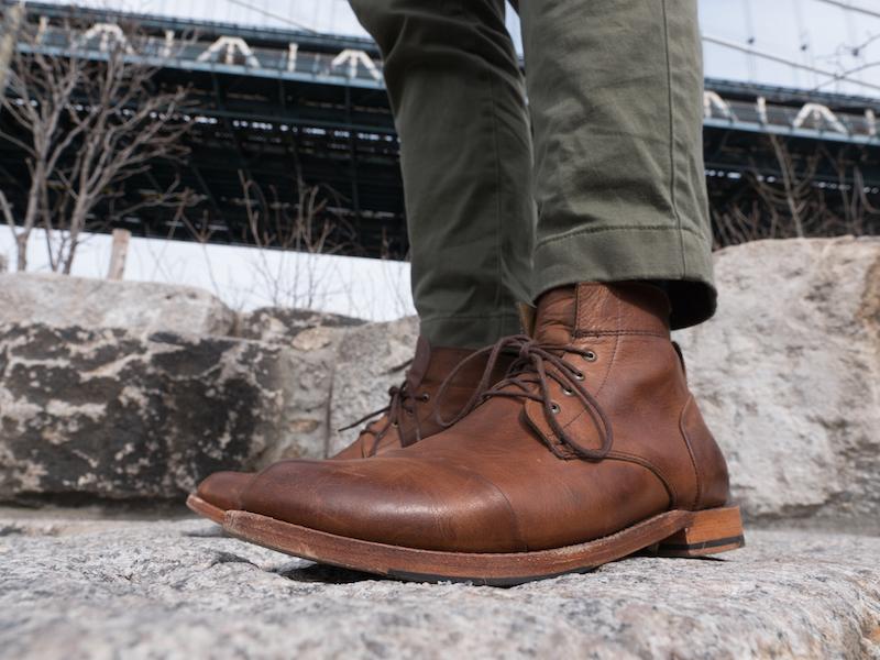 sutro alder boot profile