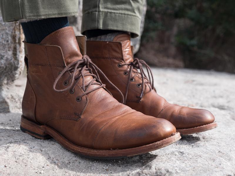 sutro alder boot shade