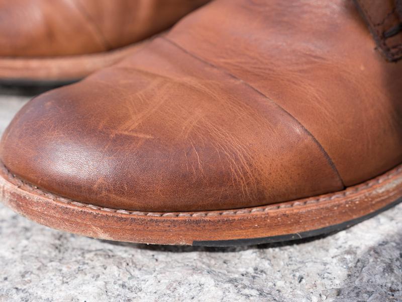 sutro alder boot toe