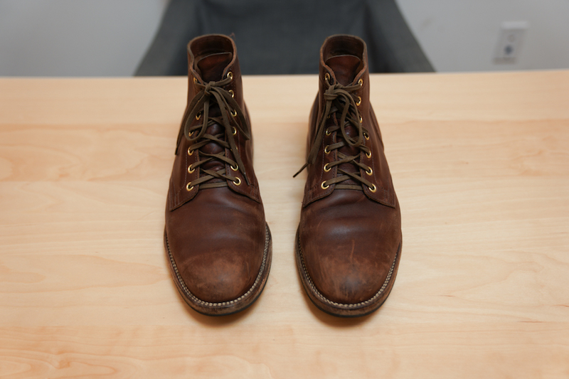viberg service boots unconditioned