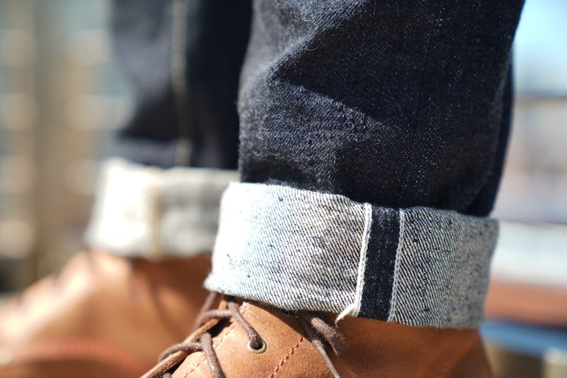 pure blue japan jeans selvedge