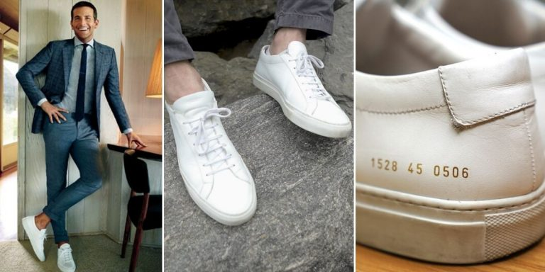 common projects achilles sneaker review