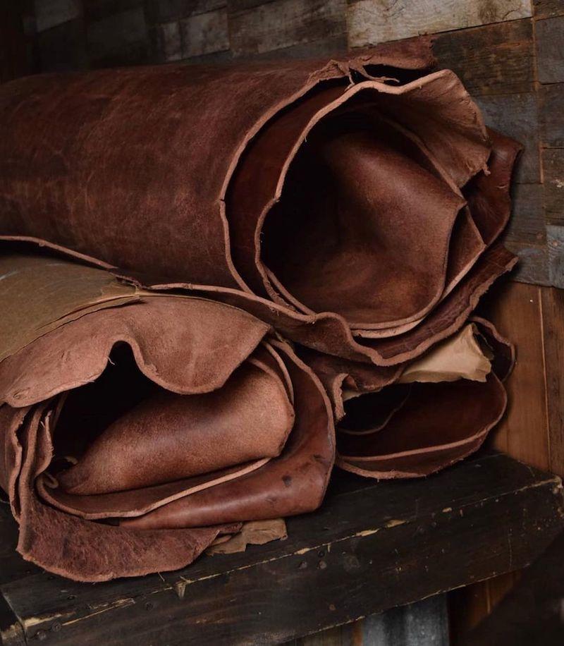 hermann oak leather