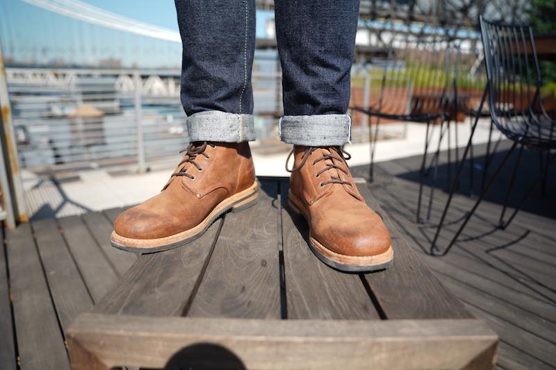 urban shepherd boots front
