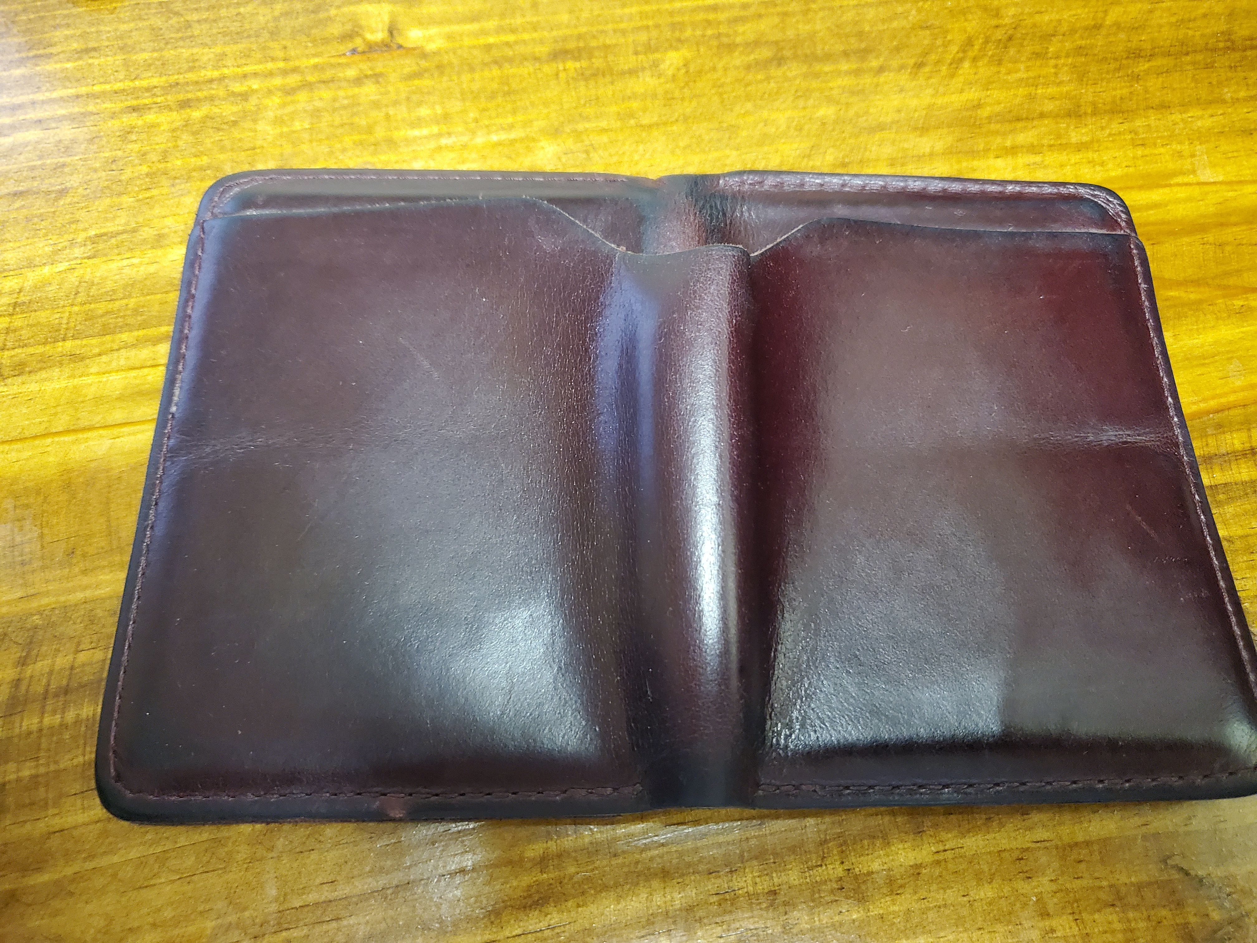 Fat herbie wallet