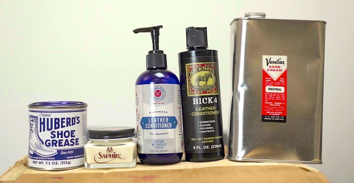 best leather conditioners for boots
