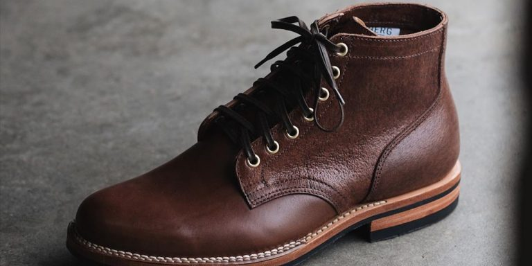horsehide leather boots featured