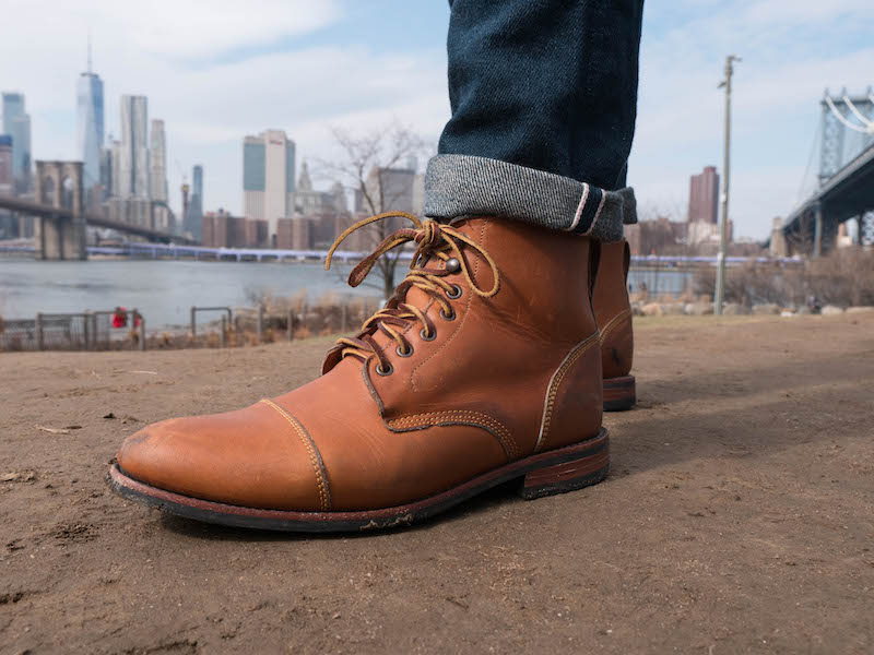 john doe 420 boots side
