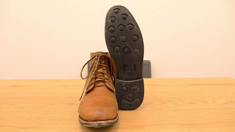 john doe boot sole