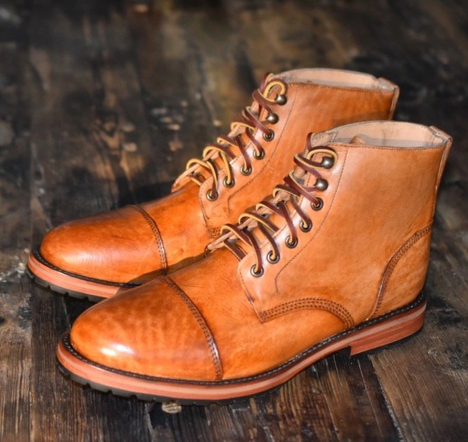 john doe horsehide shoes