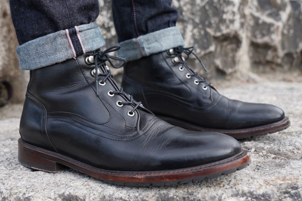 ariat two24 fairfax boot featured