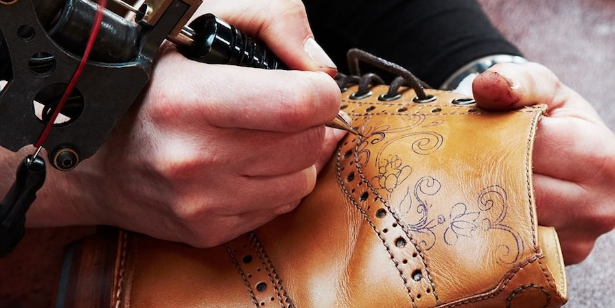 boot tattoo