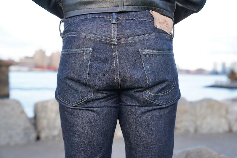 momotaro jeans butt
