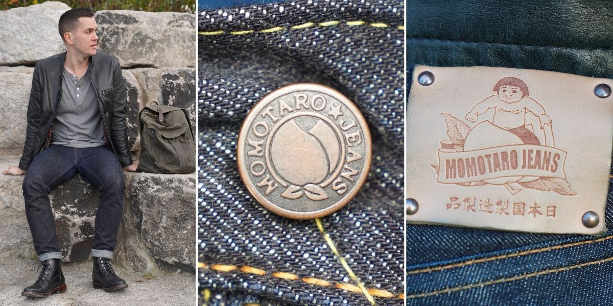momotaro jeans featured