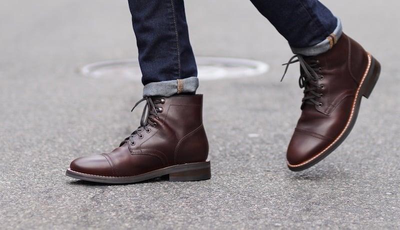 thursday captain boot walking