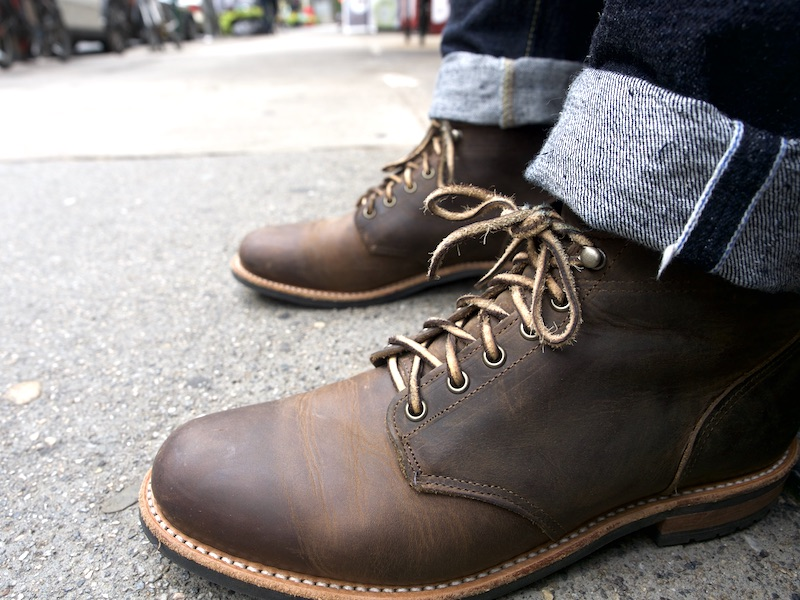 mark albert outrider boot pavement