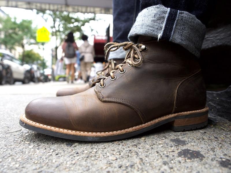 mark albert outrider boot profile