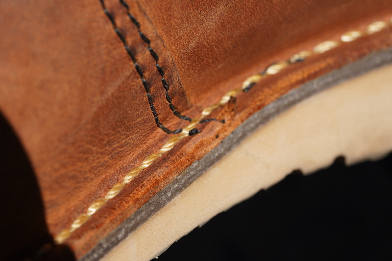 red wing weekender chelsea stitchdown construction