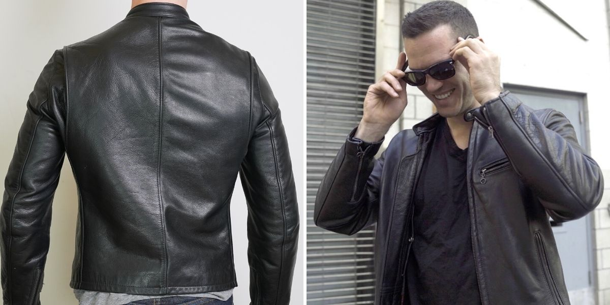 schott leather jacket review featured