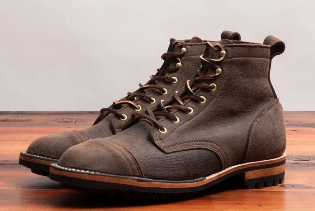 truman boots frontier boot in moose leather