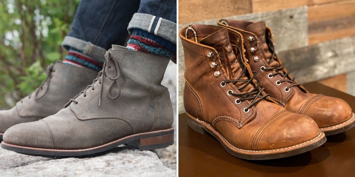 cheap boots vs expensive boots