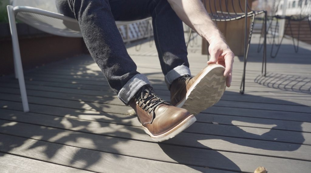 sutro charlton boot sole