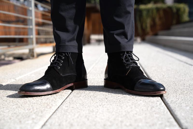 yrx apollo boots front