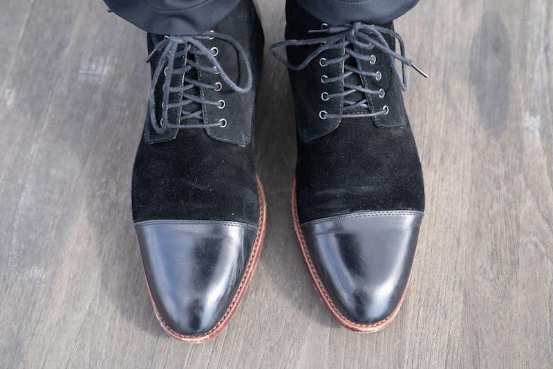 yrx apollo boots overhead