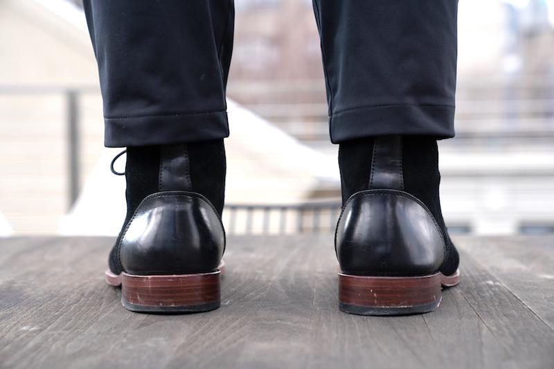 yrx apollo boots rear