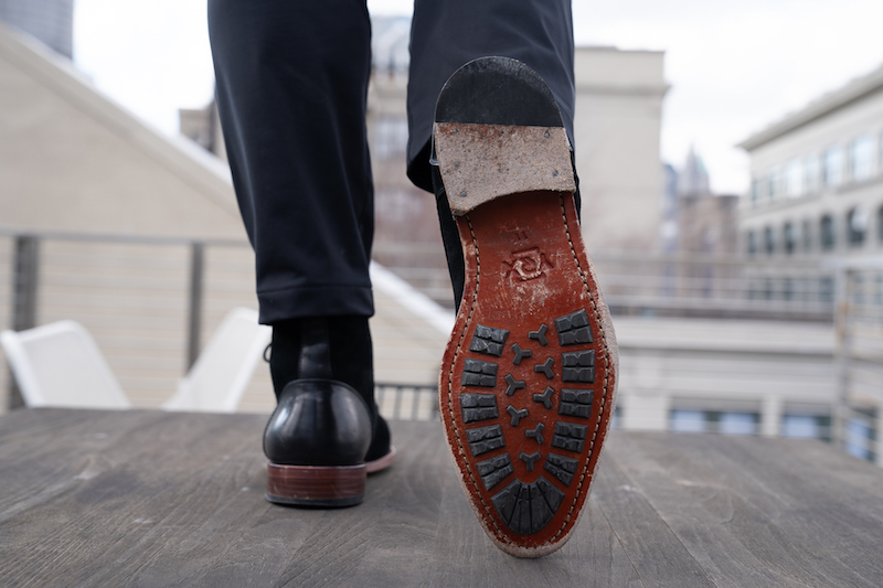yrx apollo boots sole