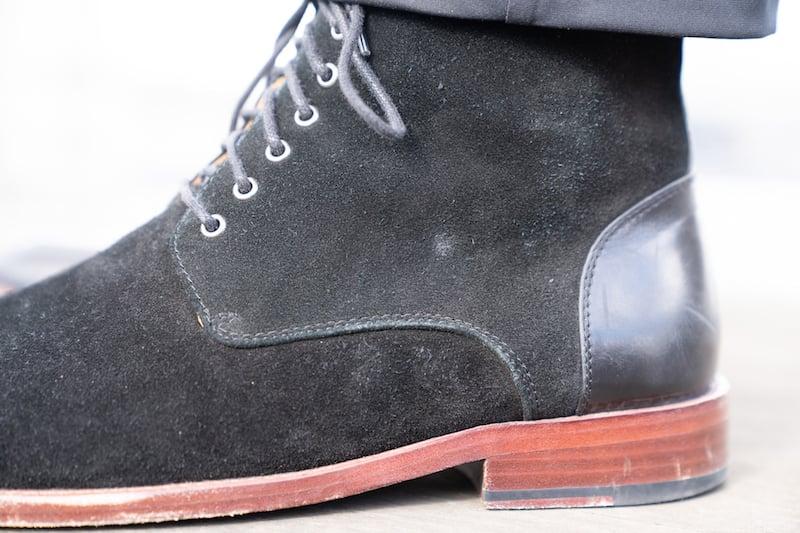yrx apollo boots wool