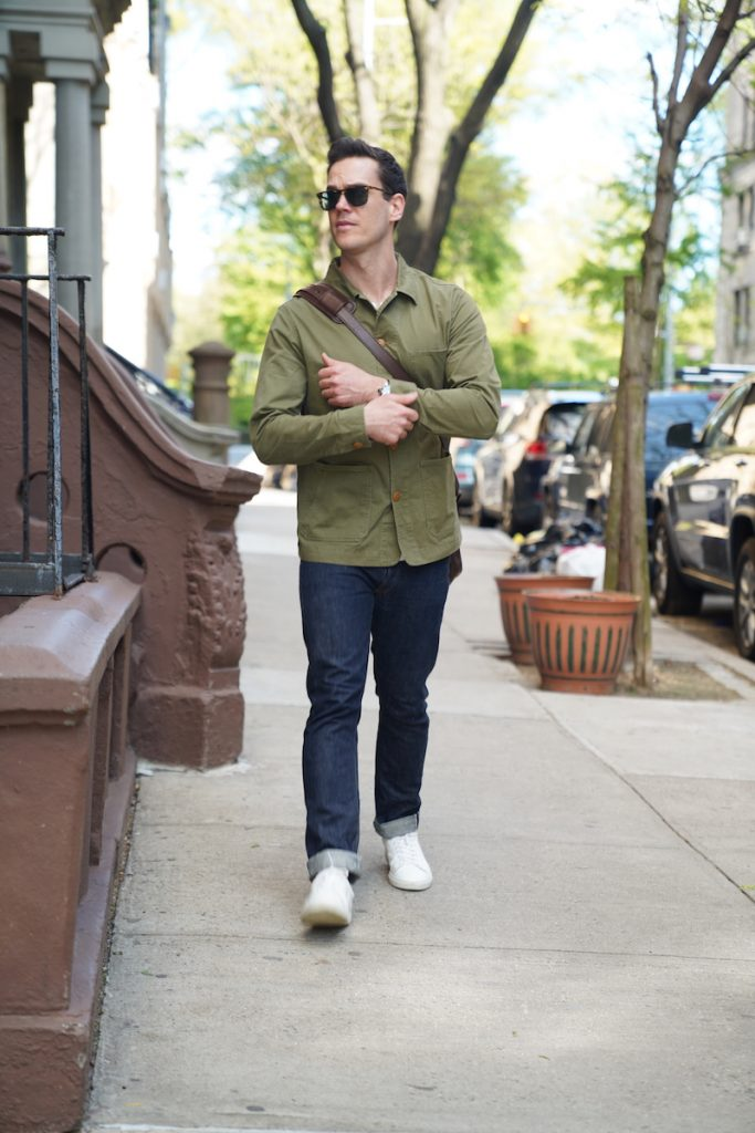 oliver cabell low 1 walking
