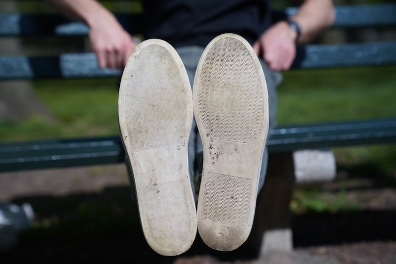 oliver cabell vs common projects sole