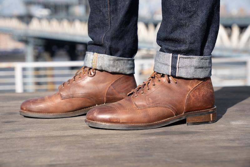 rhodes dean boot profile