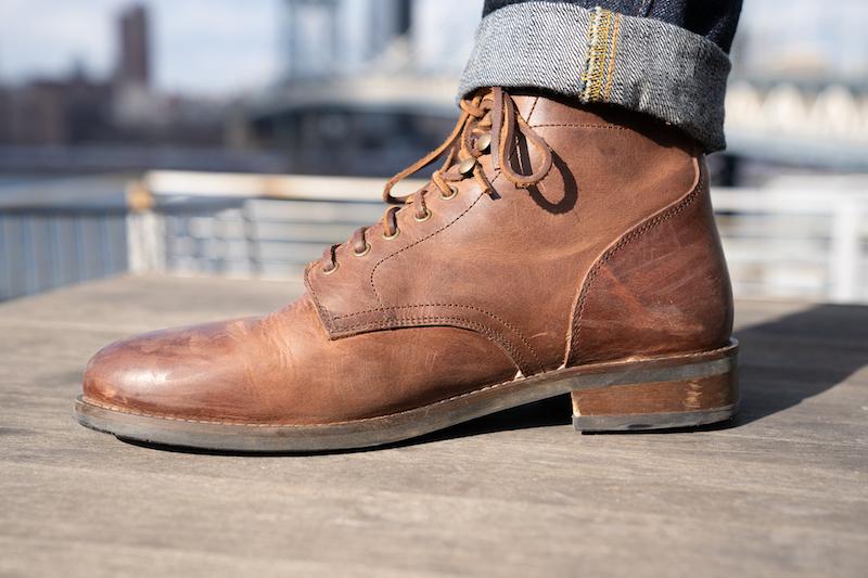 rhodes dean boot silhouette