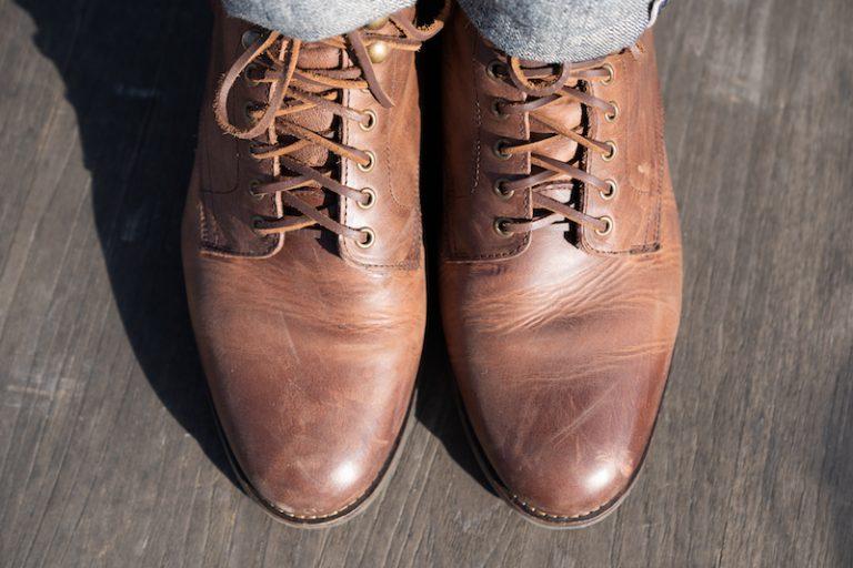 rhodes dean boot top view