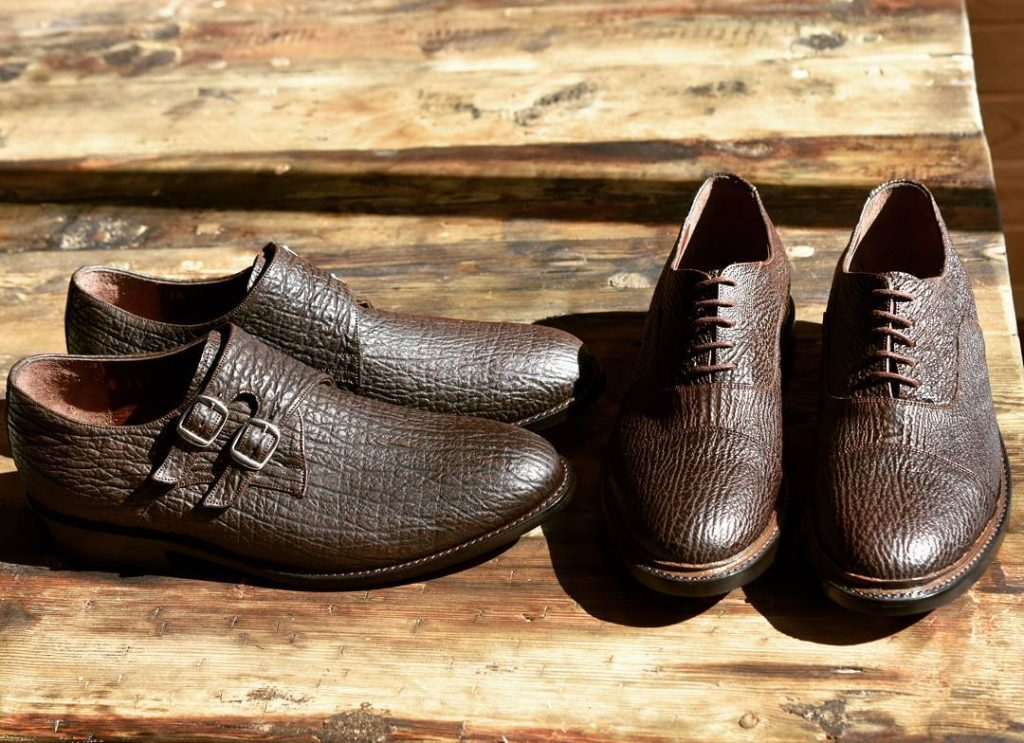 shark leather dress shoes john doe