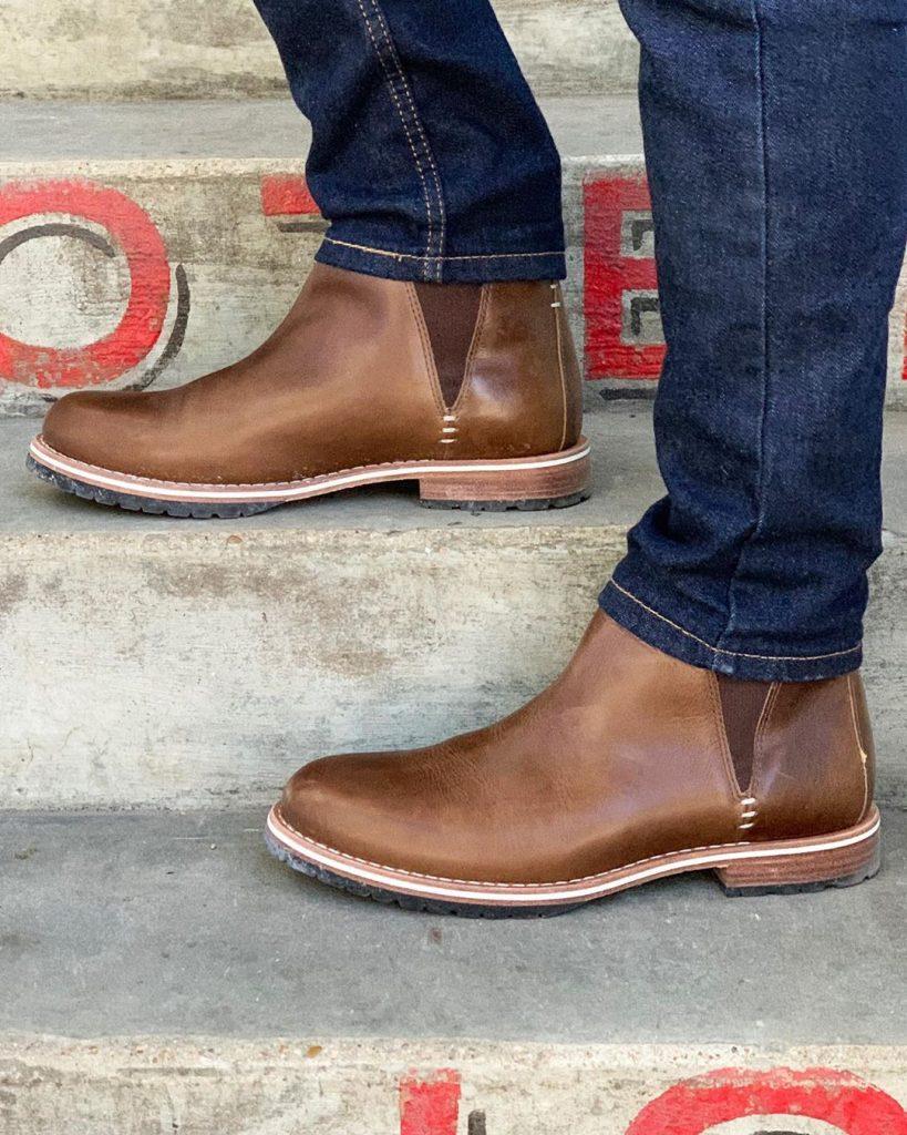 helm holt boot steps