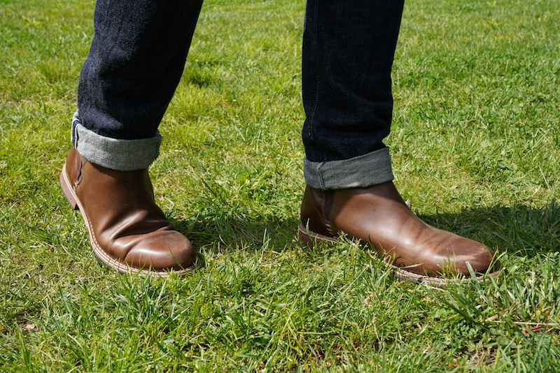 helm holt boot walking