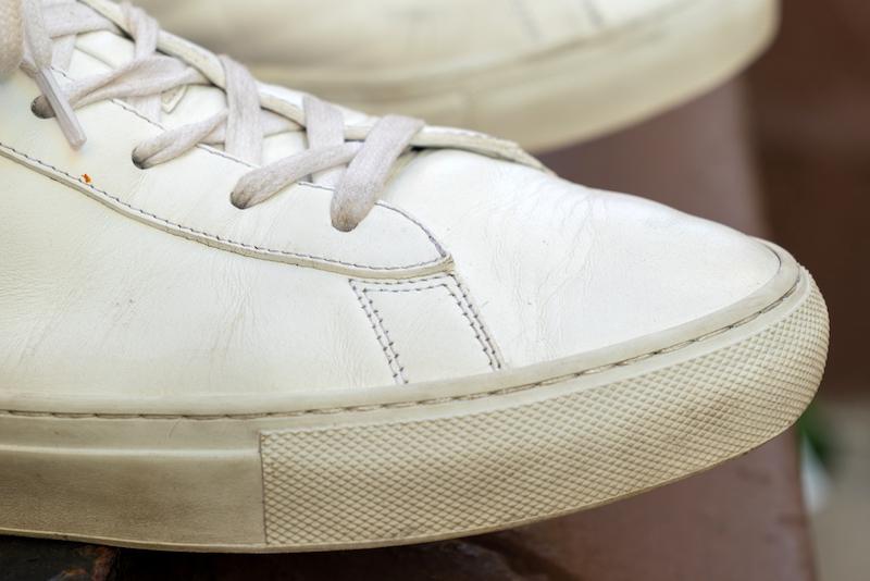 koio capri triple white toe