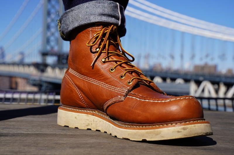 thorogood boot brooklyn
