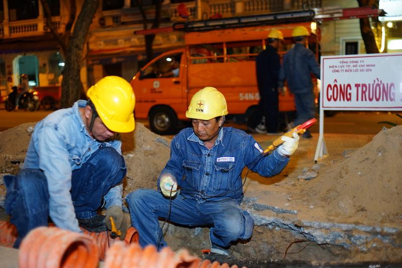 vietnamese electricians