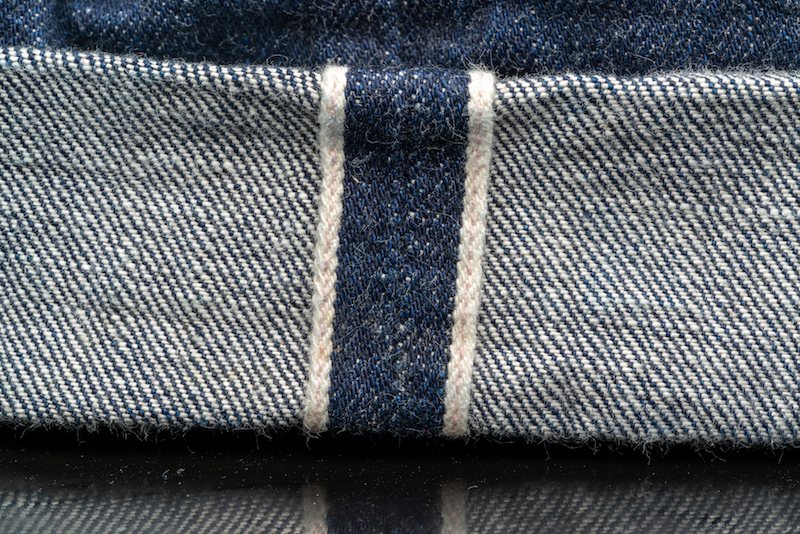 full count selvedge id
