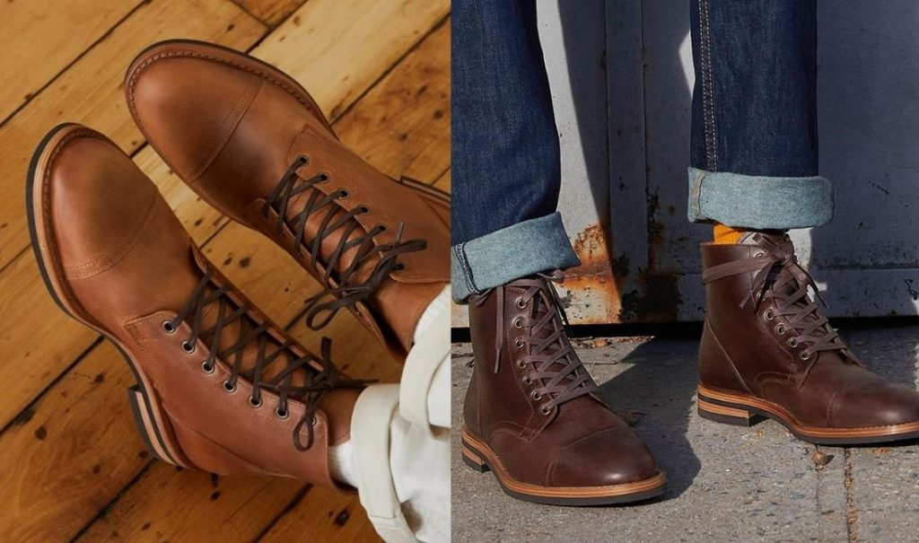 oliver cabell brown boots