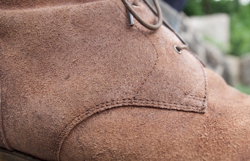 rider dundalk boot reverso leather