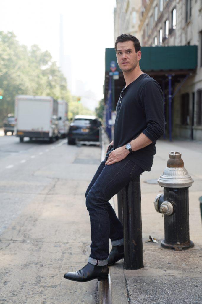 carmina chelsea jeans