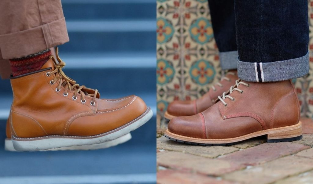 red wing and urban shepherd