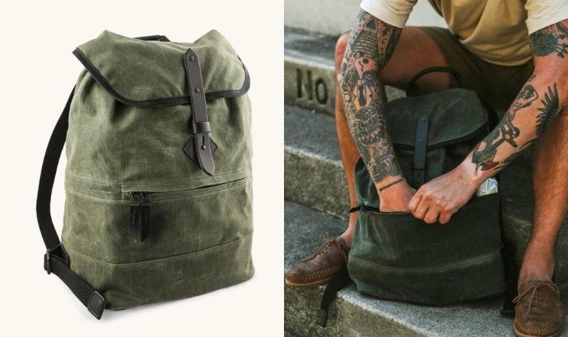 tanner goods voyager daypack